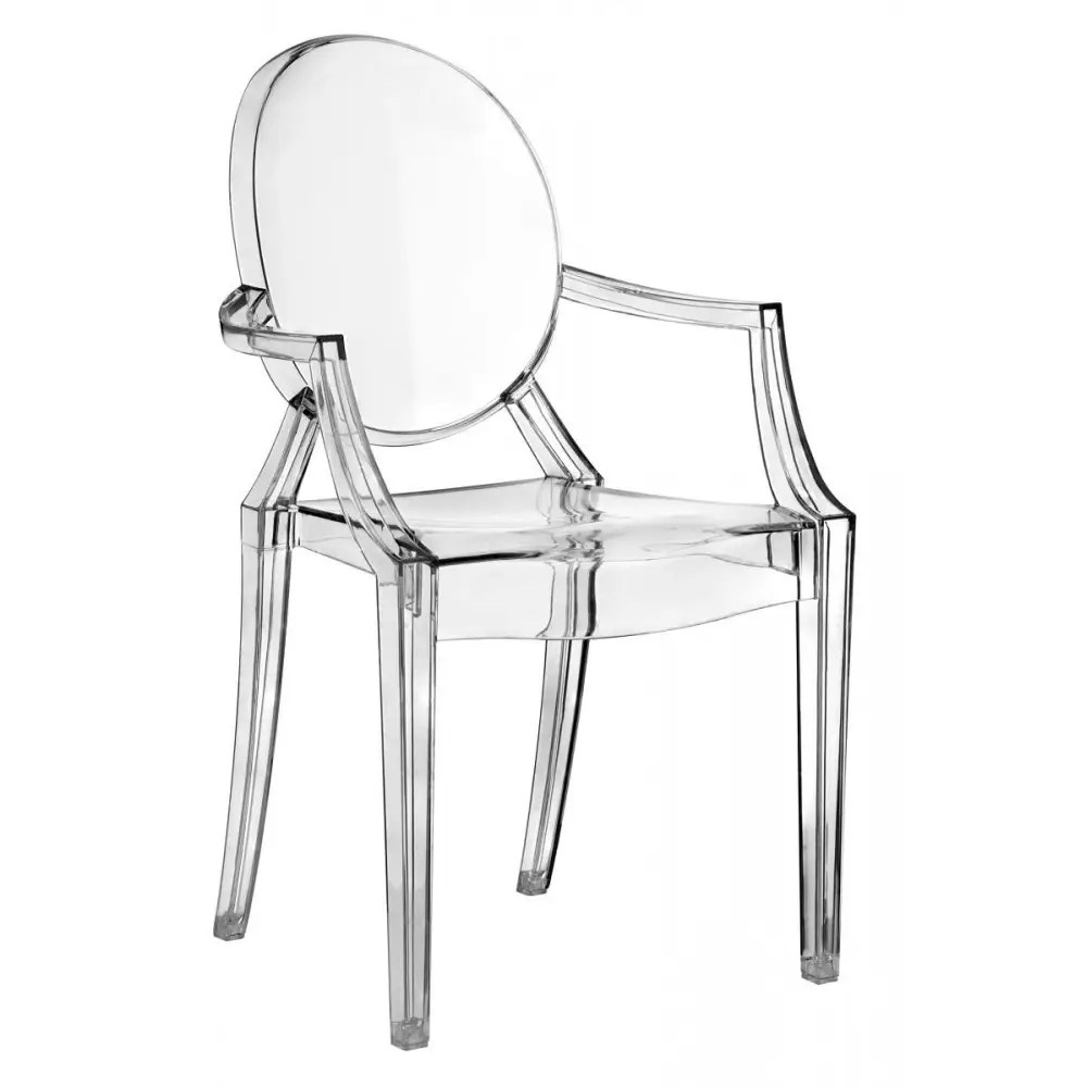 Philippe Starck Ghost Chair Philippe Starck Kartell Louis Ghost Chair