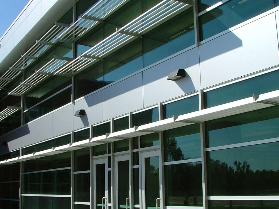 Granville Central High School Smith Sinnett Architecture