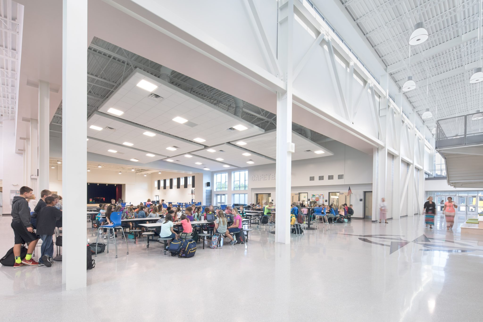 Classroom Block Design ~ Dixon middle school — smith sinnett architecture