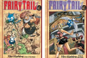 Fairy Tail (vols. 1-2) by Hiro Mashima, translated by William Flanagan