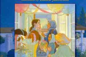 A Party in Ramadan by Asma Mobin-Udden, illustrated by Laura Jacobsen