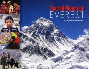 Sacret Mountain Everest