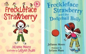 Freckleface Strawberry and Freckleface Strawberry and the Dodgeball Bully