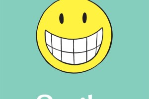 Smile by Raina Telgemeier, with color by Stephanie Yue