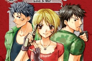 Library Wars: Love & War (vol. 2) by Kiiro Yumi, original concept by Hiro Arikawa, translated by Kinami Watabe
