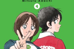 Cross Game 4 (vols.8-9) by Mitsuru Adachi, translated by Lillian Olsen