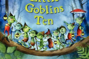Little Goblins Ten by Pamela Jane, illustrated by Jane Manning