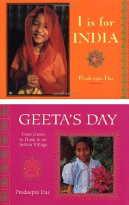 I Is for India and Geeta's Day