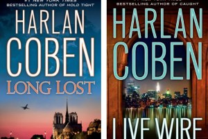 Long Lost and Live Wire (Myron Bolitar Series 9 and 10) by Harlan Coben