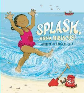 Splash Anna Hibiscus