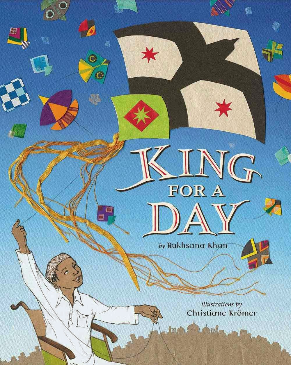 King For a Day cover