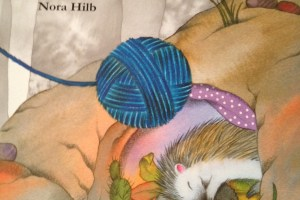 The Magic Ball of Wool by Susanna Isern, illustrated by Nora Hilb, translated by Jon Brokenbrow