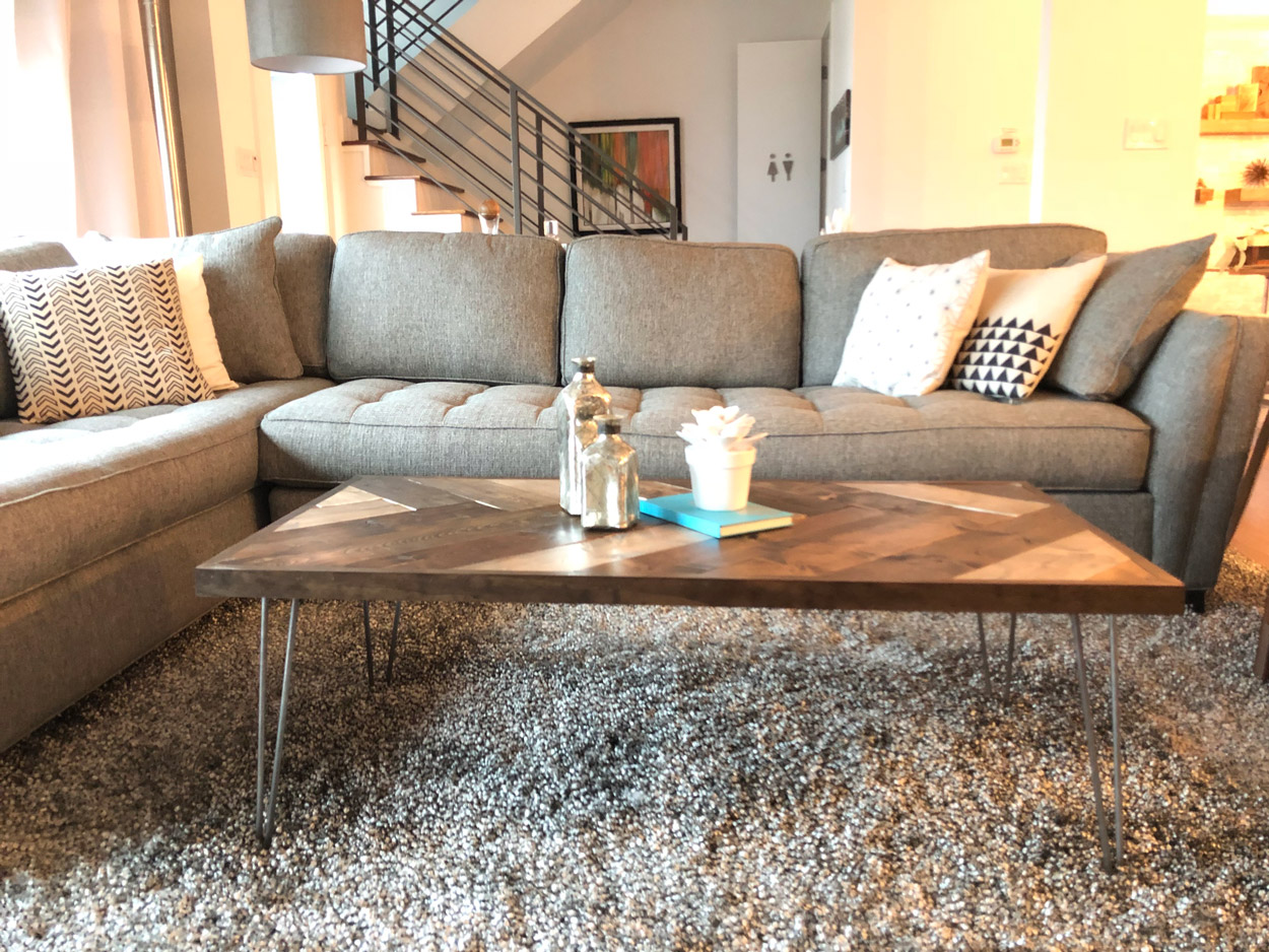 Build Your Own End Table How To Make Your Own Coffee Table Smitten Modern