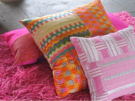 Dosa Patchwork Pillow Sumally