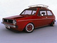 VW : GOLF MK1 WITH ROOF RACK | Sumally ()
