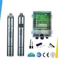 Solar DC Submersible Pump supplier in Bangladesh