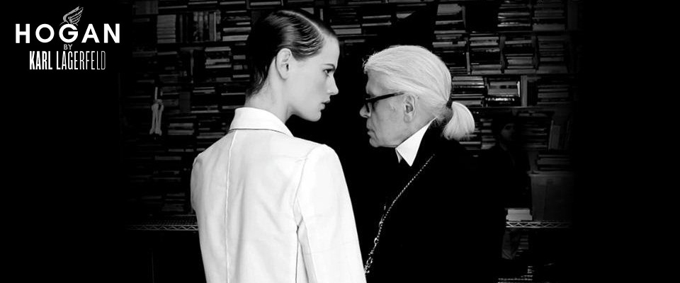 [Making Of] HOGAN by KARL LAGERFELD :: Herbst-Winter 2012/13