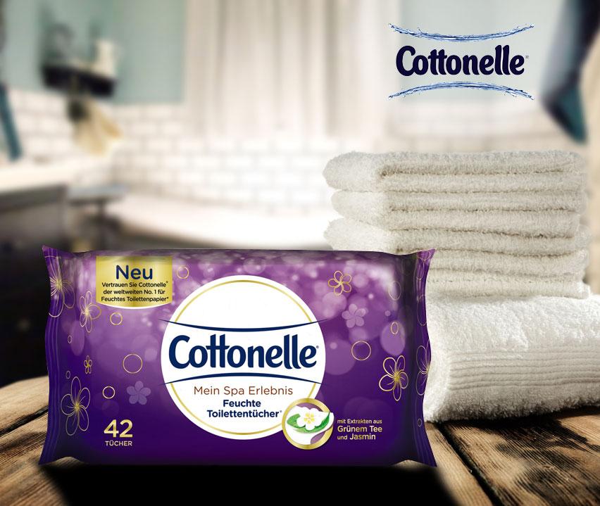 [Gewinnspiel] Verwöhn-Momente im Herbst – mit Cottonelle®