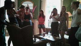 Rehearsing Music at The Old Hall Hotel