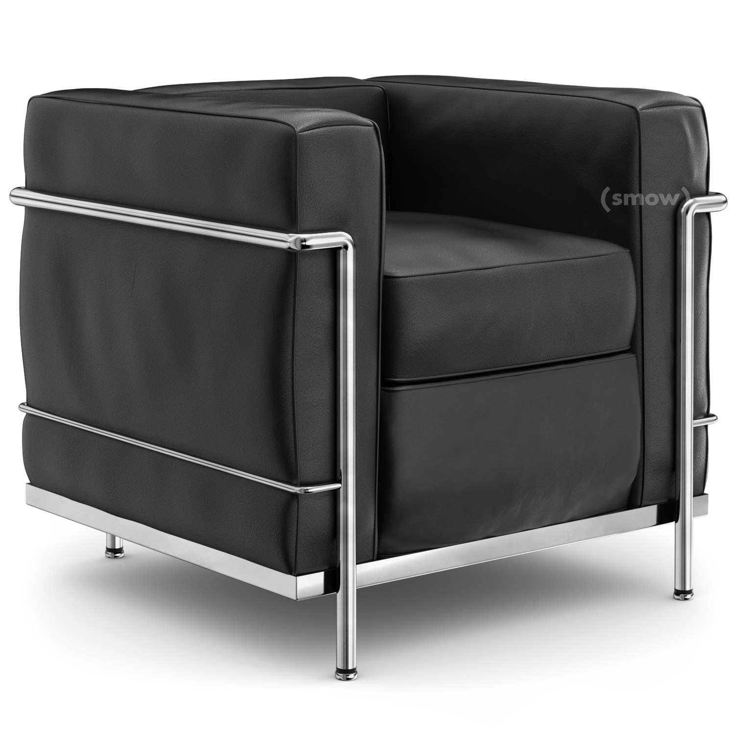 Chair Sessel Cassina Lc2 Armchair