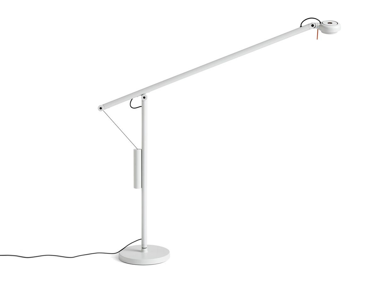 Hay Lamp Hay Fifty Fifty Table With Table Base Light Grey