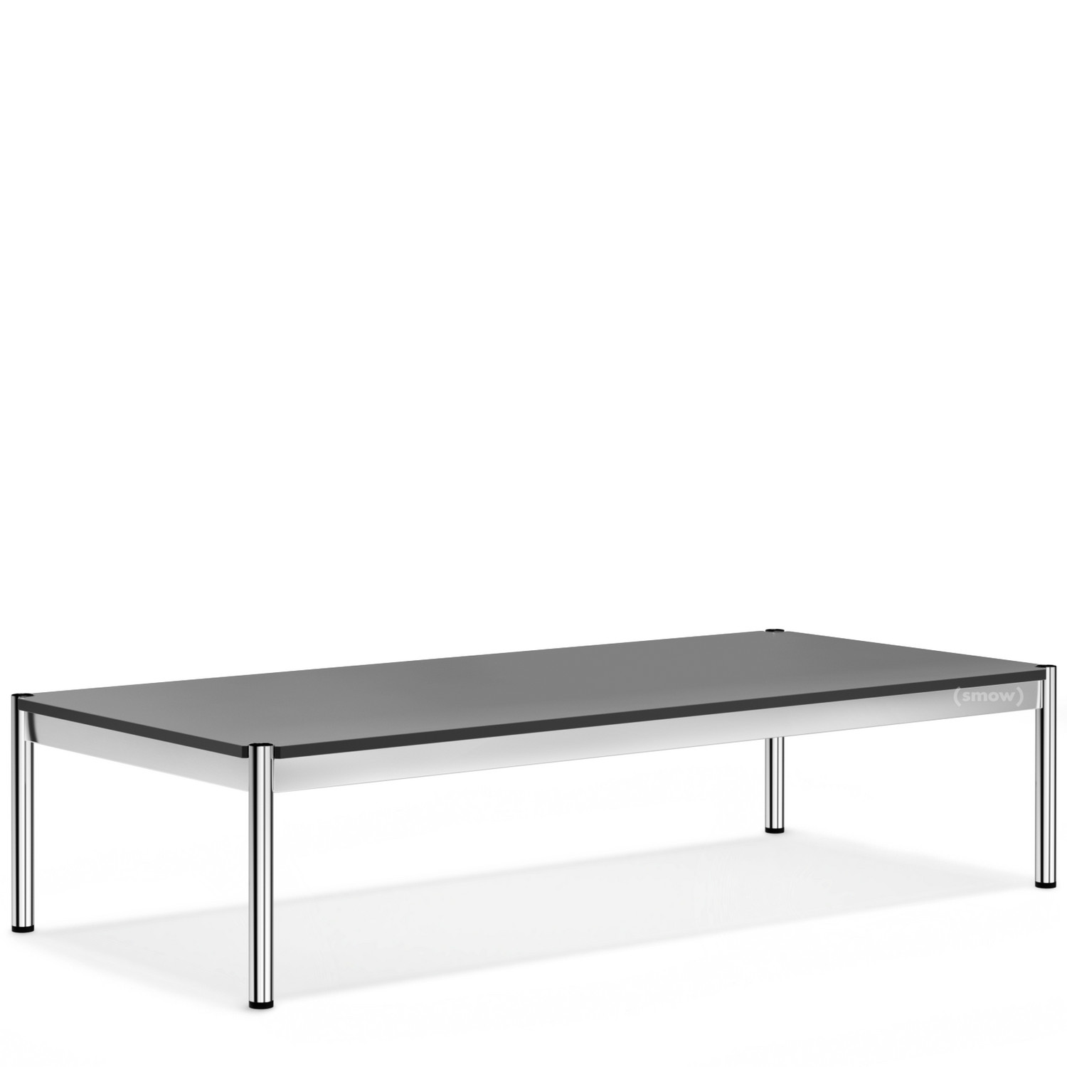 Usm Haller Couchtisch Usm Haller Coffee Table 75 X 150 Cm Laminate Light Mid Grey By
