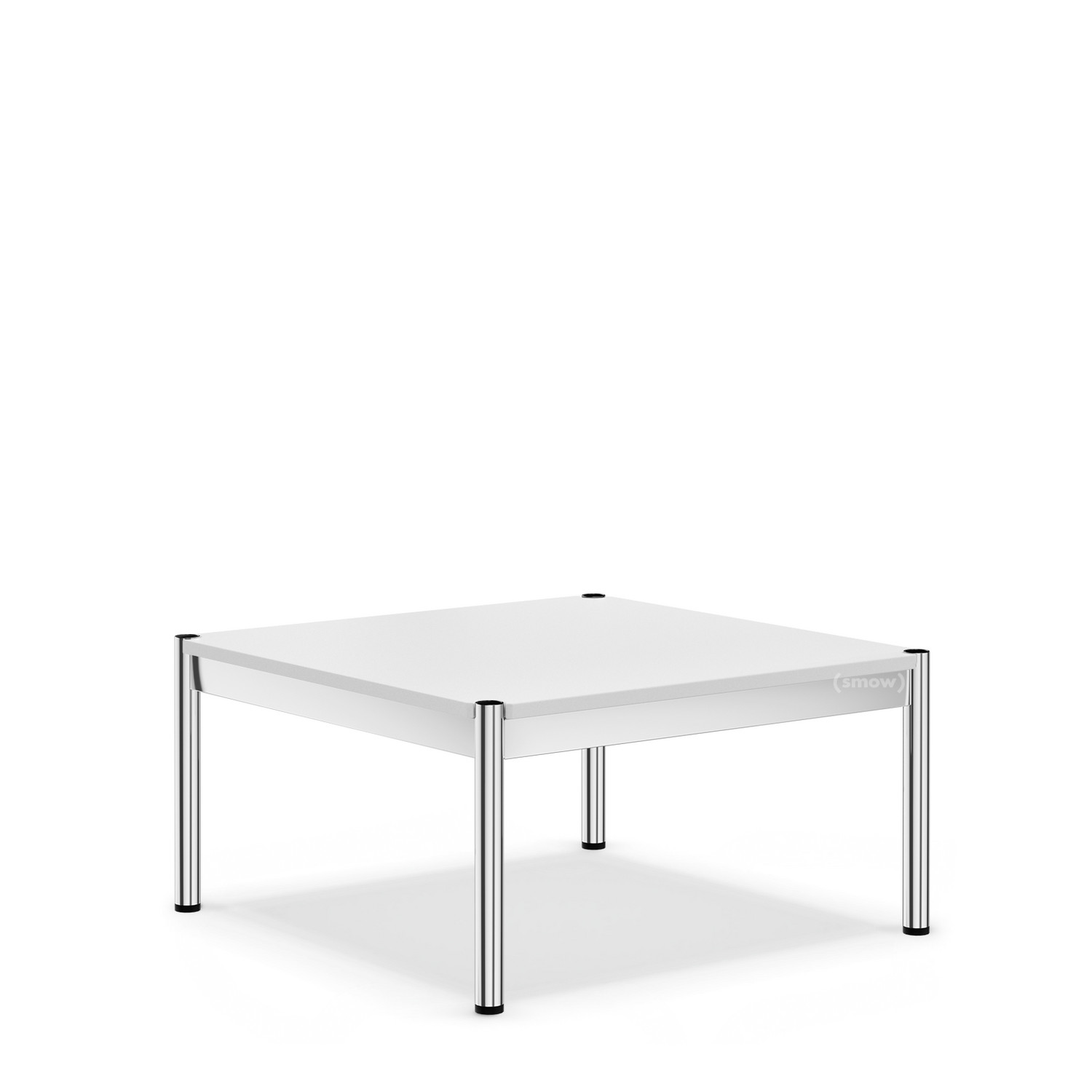 Usm Couchtisch Usm Haller Coffee Table 75 X 75 Cm Mdf Usm Colours Pure White