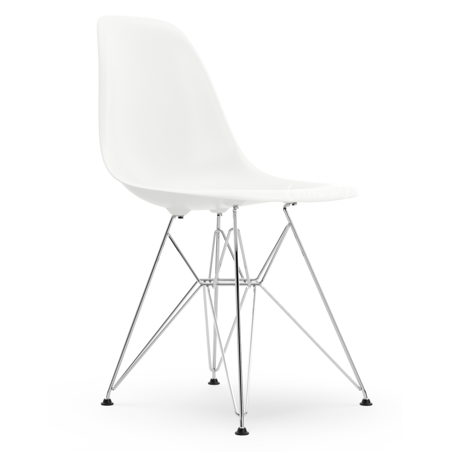 Dsr Eames Vitra Eames Plastic Side Chair Dsr By Charles Ray Eames 1950