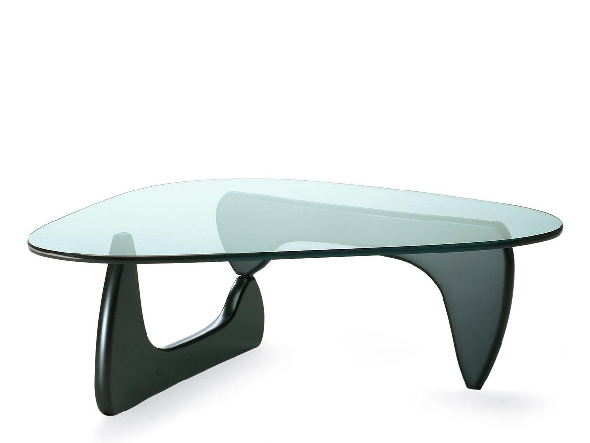 Bettsofa Japanisch Vitra Noguchi Coffee Table Ash Black
