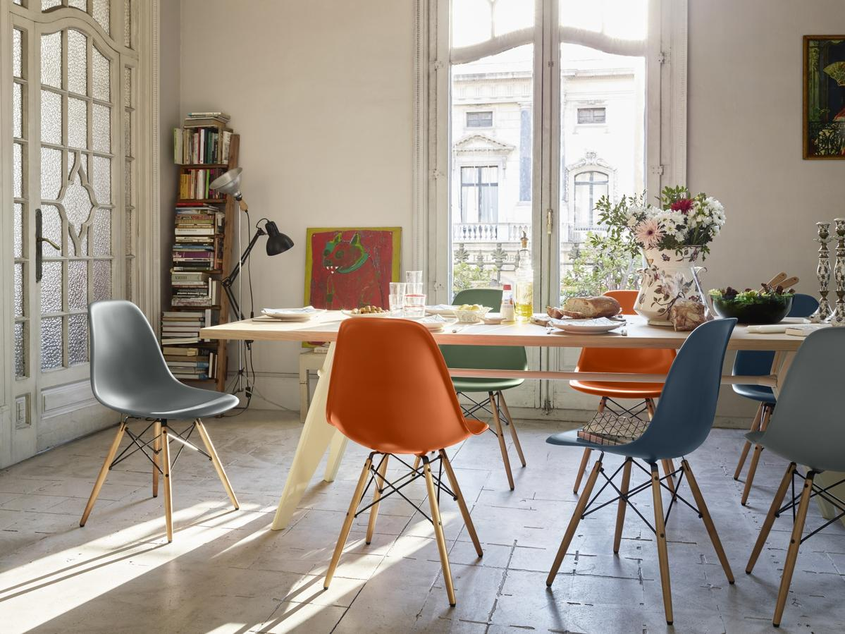 Vitra Möbel Bern Eames Shell Chairs Designer Furniture By Smow