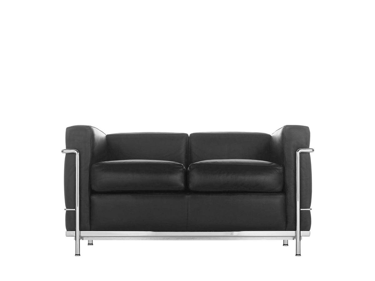 Le Corbusier Sessel Lc2 Cassina Lc2 Sofa