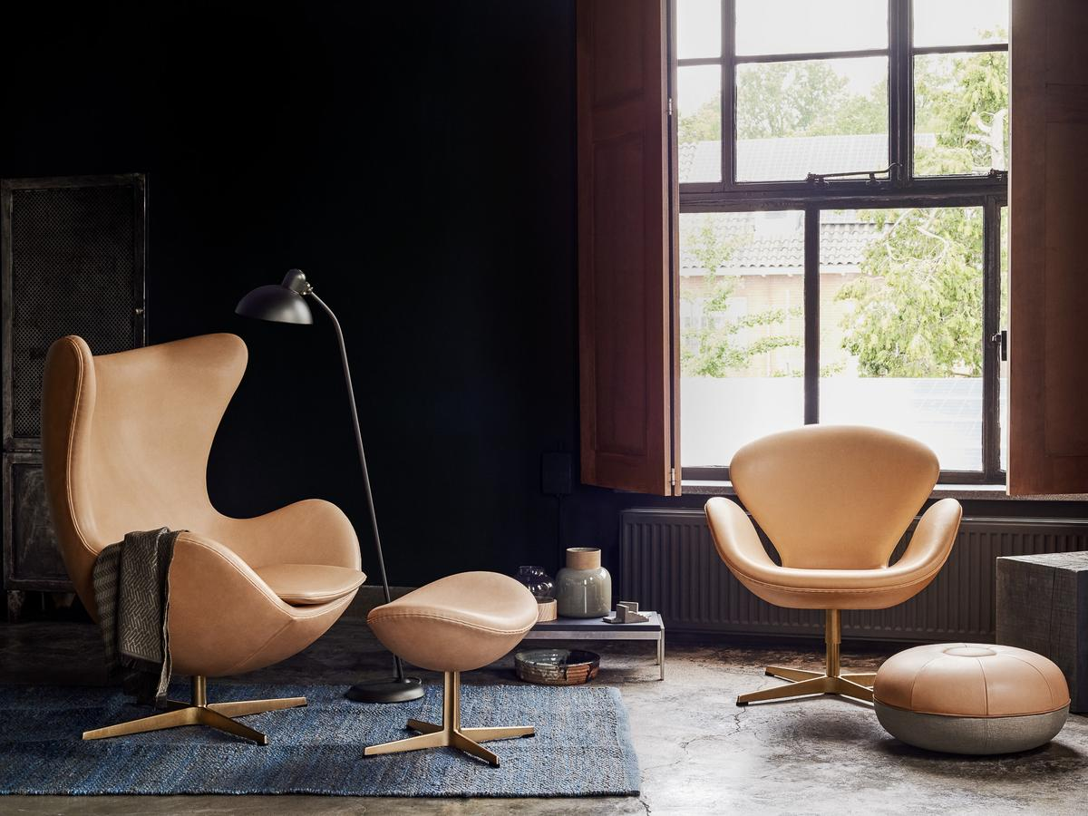 Swan Sessel Swan Chair Limited Edition