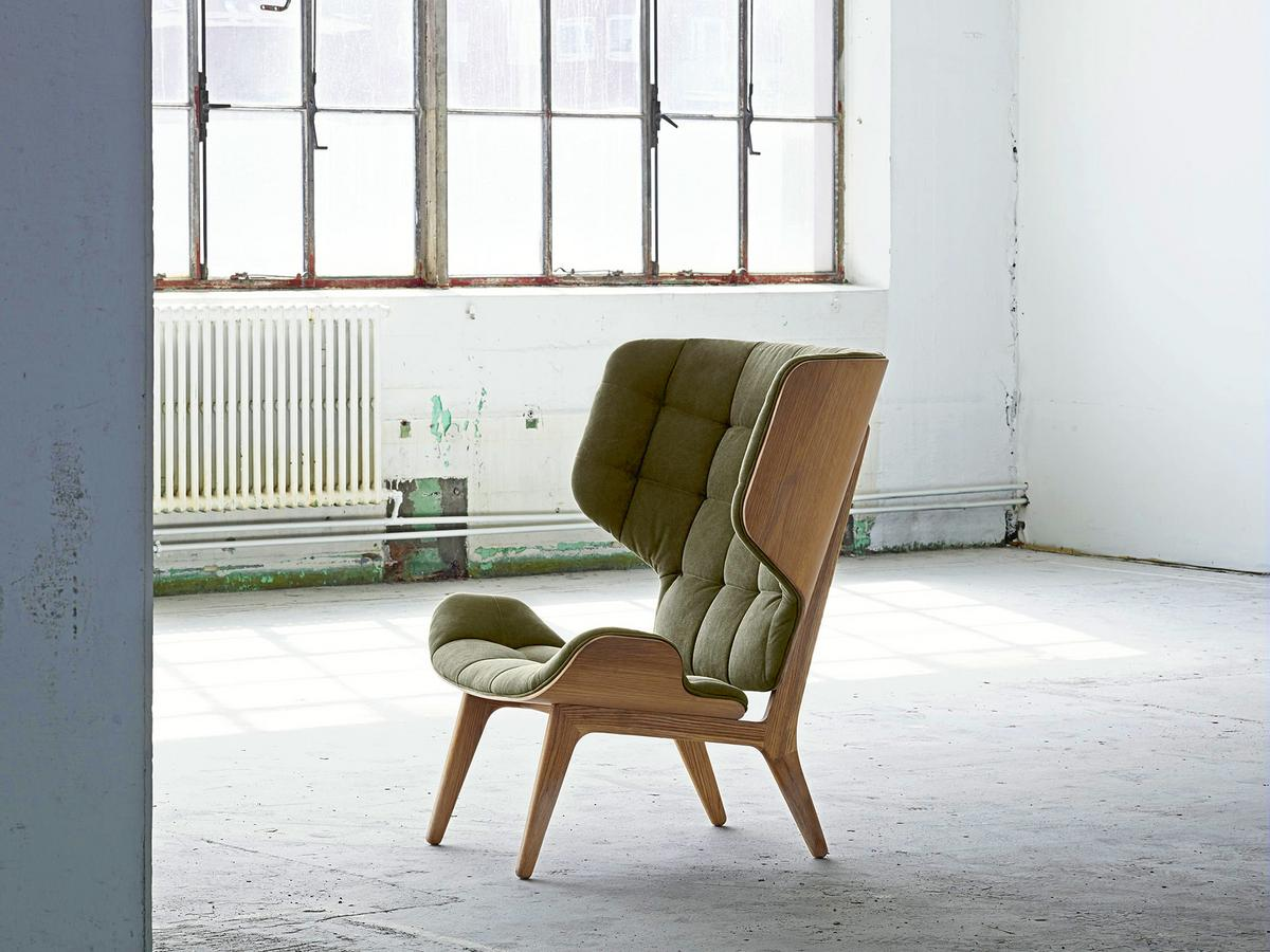 Norr11 Lounge Sessel Mammoth Wing Chair