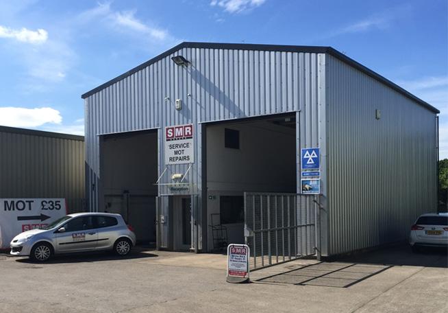 Tockwith MOT Servicing garage