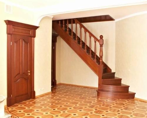 Как сделать лестницу в загородном доме