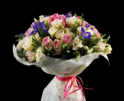 Заказываем цветы в интернете