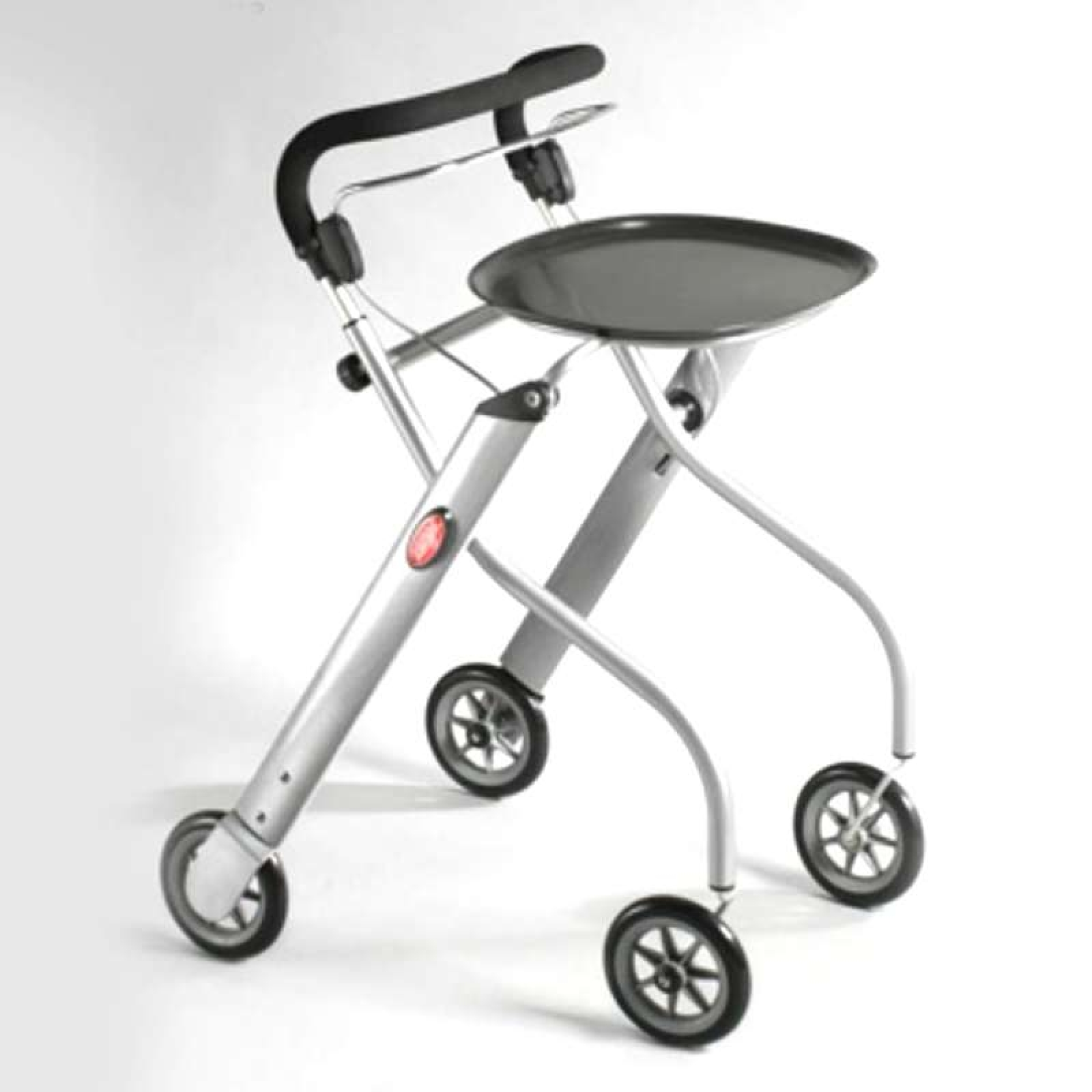 Hire Walking Aids Basingstoke Lets Go Rollator Ideal Indoor Trolly - Indoor Rollator