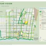 20 yr vision, Bike Action Plan