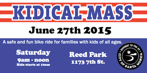 Kidical Mass Flyer heading