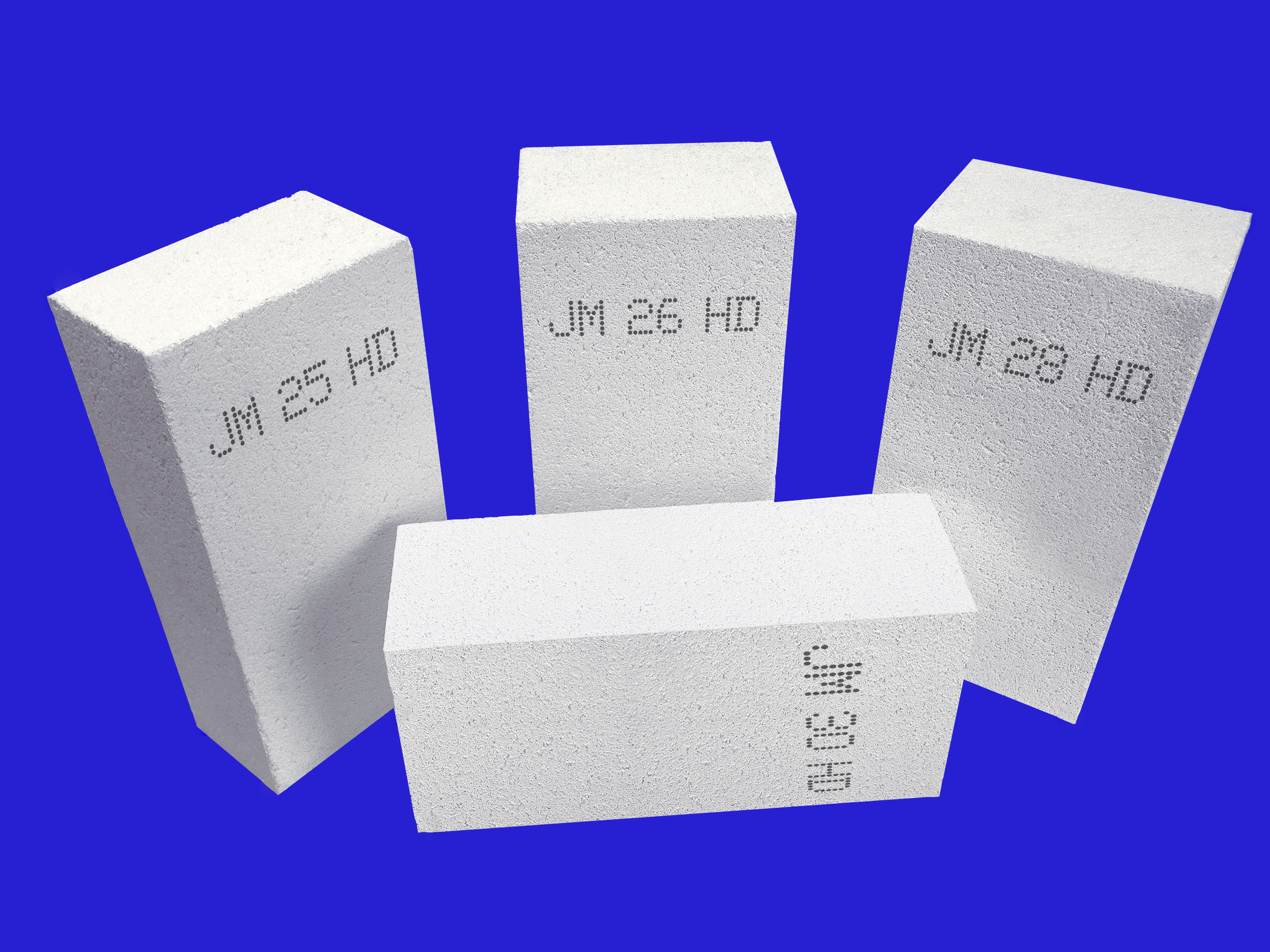 Refractory Brick Jm Hd Series Insulating Fire Brick