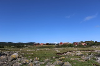 Schwedische Häuser bei Mölle