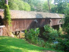 Covered Bridge in Danger?