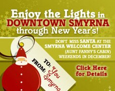 Smyrna Holiday Lights