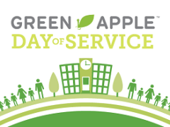 Green Apple Day of Service in Vinings