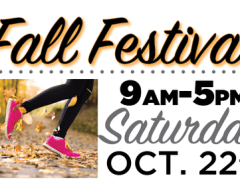 Vinings Fall Wellness Festival and Scarecrow Contest