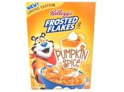 Inspirational Limited Edition Pumpkin Spice Frosted Flakes Main Snack Cellar Limited Edition Pumpkin Spice Frosted Flakes Kellogg S Frosted Flakes Nutrition Kellogg S Frosted Flakes Recipes