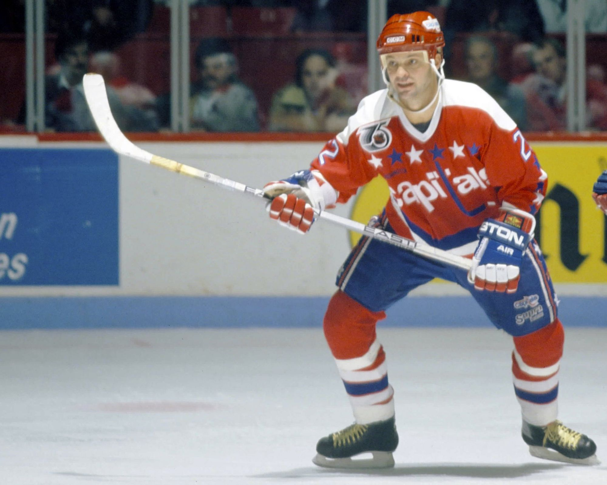 Ea Shop #caps40th: Dino Ciccarelli Tribute 2/25/15 | Monumental
