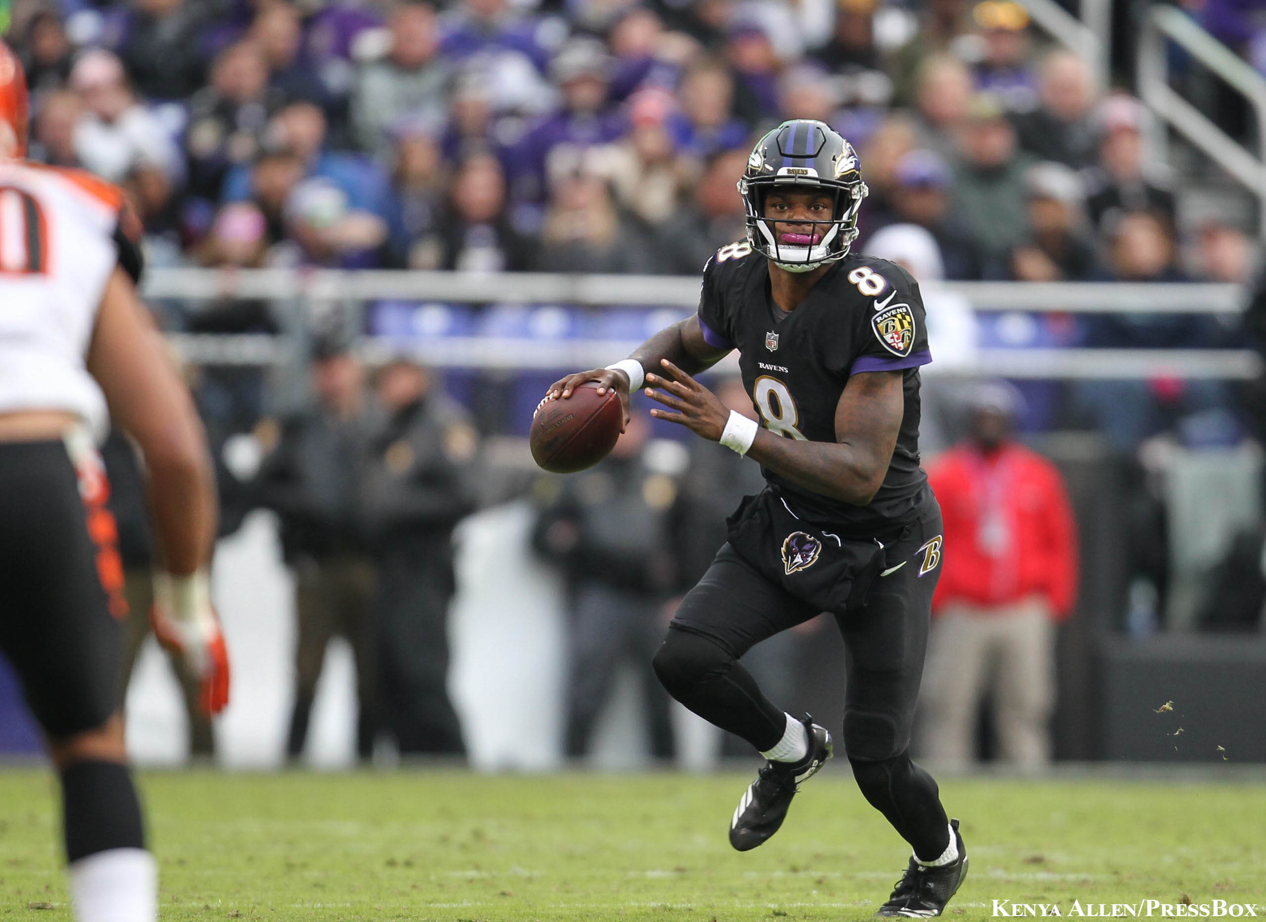 Eck 24 Five Takeaways From The Ravens' 24-21 Win Against The Bengals