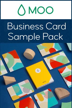 FREE Business Card Sample Pack - Snag Free Samples - business card sample