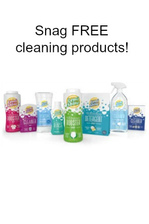 FREE Cleaning Product Samples from Lemi Shine! - Snag Free Samples
